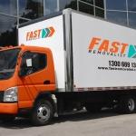 Medium Van for Fast Removalists Sydney