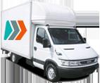 Few Items Moving Truck