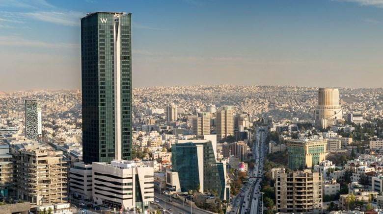 Shipping from Dubai to Amman