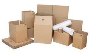 cardboard boxes in Abu Dhabi