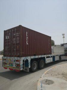 shipping to Saudi Arabia from abu dhabi